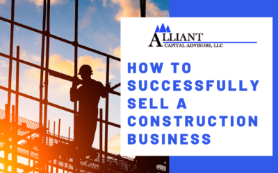 How to Successfully Sell a Construction Company